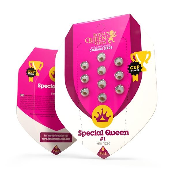special queen 1 kannabiksen siemenet