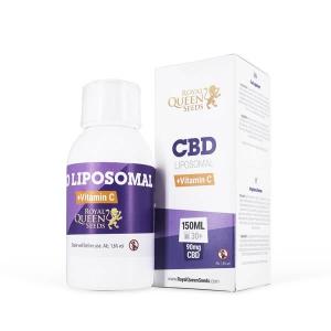 Liposomaalinen C-Vitamiini CBD-lisällä