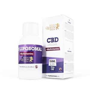 Liposomaalinen Multivitamiini CBD-lisällä