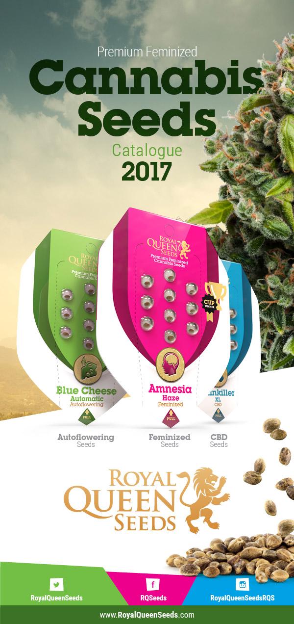 Cannabis Seed Catalogue