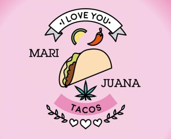 How To Make Marijuana Tacos